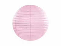 LAMPION LIGHT PINK 25 CM