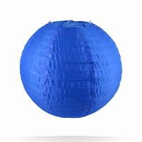 LAMPION ROYAL BLAUW 25