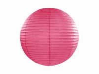 LAMPION HOT PINK 25 CM