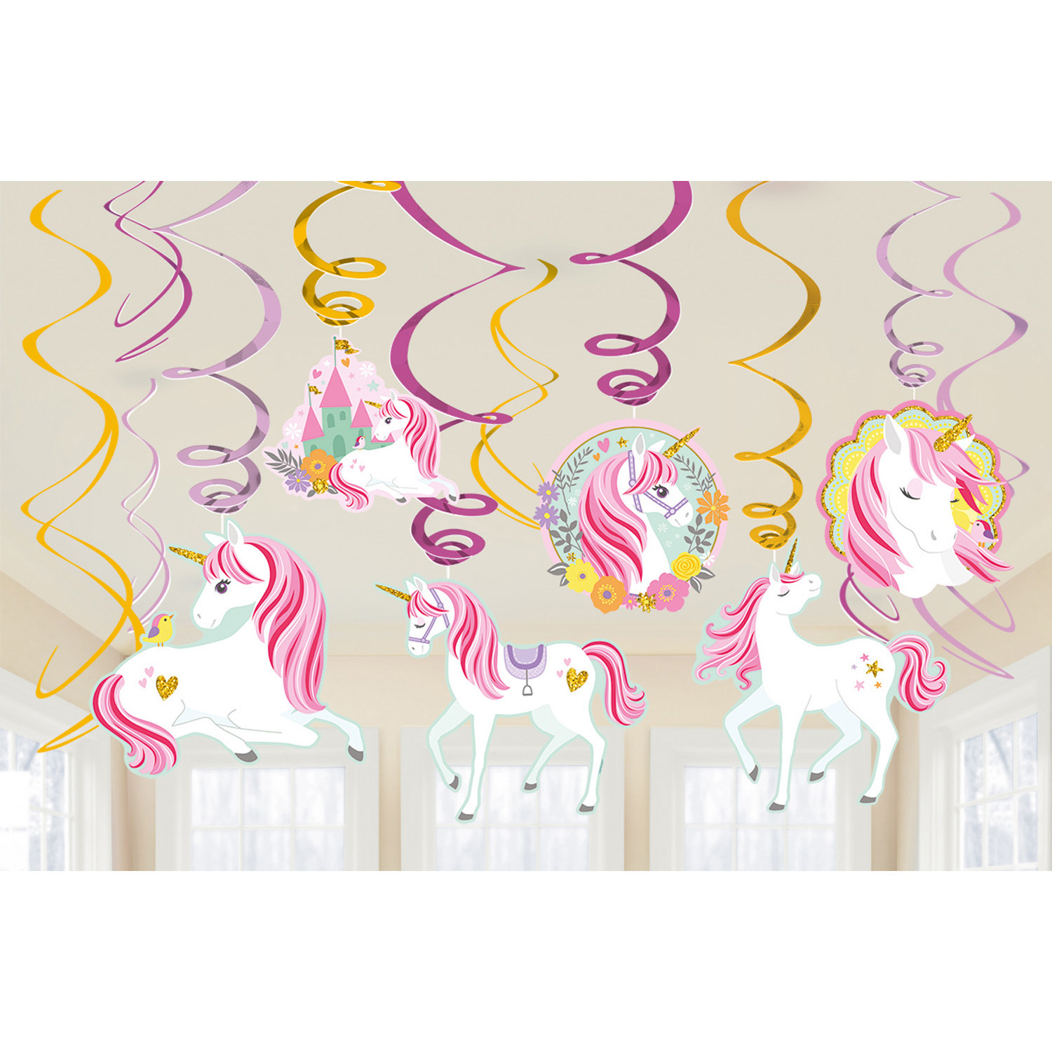 DECO SWILS MAGICAL UNICORN