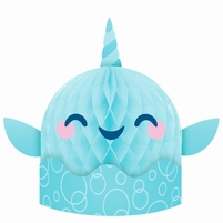 CENTERPIECE NARWHAL