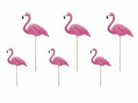 CAKETOPPER FLAMINGO