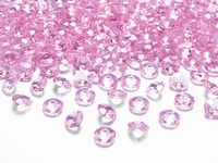 DIAMOND CONFETTI LIGHT PINK
