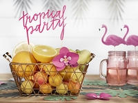 CAKETOPPER TROPICAL PARTY