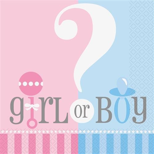 SERVETTEN BOY OR GIRL