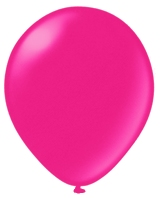 GLANSBALLON PINK