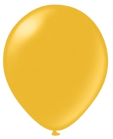 GLANSBALLON GOUD