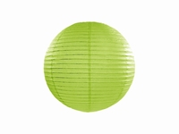 LAMPION APPLE GREEN 20 CM