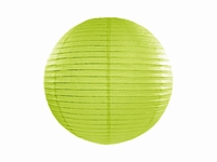 LAMPION APPLE GREEN 25 CM