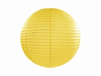 LAMPION  YELLOW 25 CM