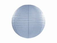 LAMPION  MISTY BLUE 35 CM